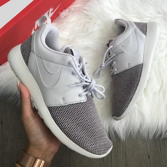 new styles 24189 a499f Brand New Nike Roshe One Knit Vast Grey